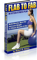 Flab To Fab In 15 Minutes A Day eBook